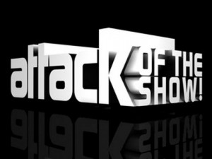 Attack of the Show! logo